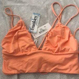 Frankie's orange 🍊 top
